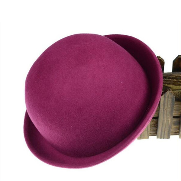 Girls Pretty Round Top Party Hat