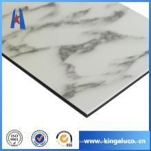 Muebles y Decoración de Pared Panel de Piedra de Aluminio Compuesto