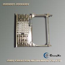 Application de servomoteur, composants en aluminium moulé