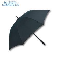 Artigo feito sob encomenda do presente da promoção do negócio Guarda-chuva grande do golfe do eixo longo do eixo do metro de Lexus da propaganda do negócio com impressão do logotipo