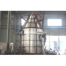 Spray Dryer Resin Sentrifugal Berkecepatan Tinggi