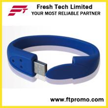 Silicon pulsera USB Flash Drive (D191)