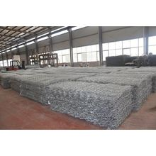 Galfan Gabion wire mesh for sale