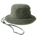 Outdoor Polyester Microfiber Breathable Fabrir Sport Bucket Hat (TMBH0783)