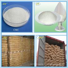 Carboxyméthylcellulose (CMC) pour poudre à laver