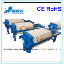 Hydraulic Recessed Filter Press for Ceramic Plant