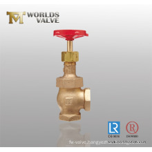 Two Way Brass Ball Valve