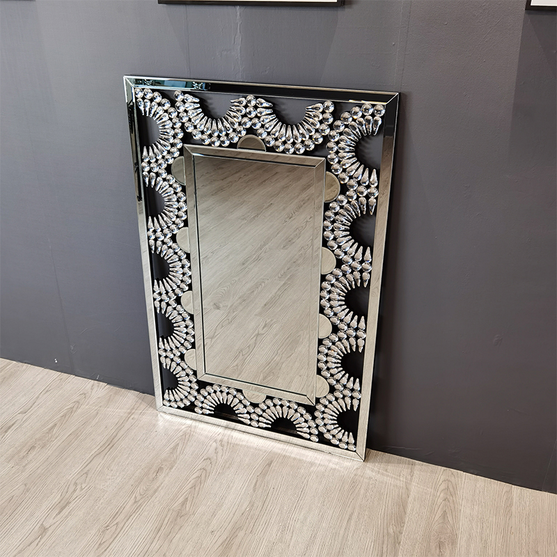 hongsing door hanging mirror MDF mirror Bedroom Furniture