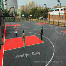 Indoor / Outdoor Futsal Court Floor / PP Floor
