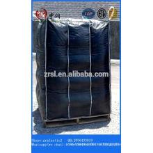 bolso grande bolso enorme 1000kg precio 1200kg por tonelada de bolsa de arroz carbón carbón para material industrial