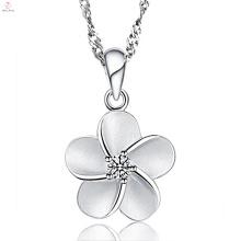 Sterling Silver 925 collier de bijoux en argent
