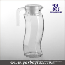 1L Twist Glass Pitcher with Cover (GB1103BJ)