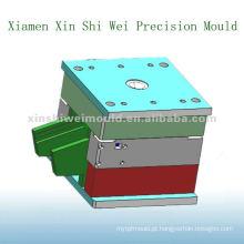 Molde plástico de alta precisão com qualidade superior