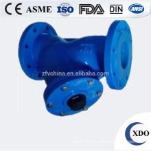 XDO FFWM-50-400 Trinkwasserfilter für Wasserzähler vor Verschmutzung von festen Verunreinigungen