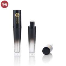 Black And Transparent Popular Lipgloss Cute Containers Wholesale Custom Logo Lipgloss Containers Jar