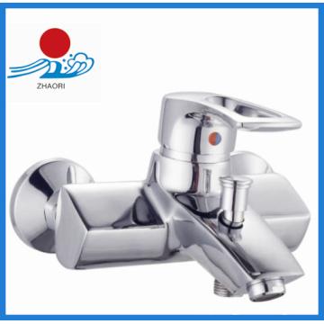 Torneira de Misturador de cozinha de parede monocomando de mão simples (ZR21001)
