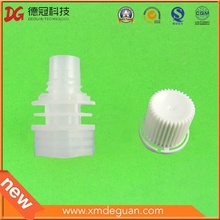Low Price PE Double Groove 8.6mm Suction Nozzle