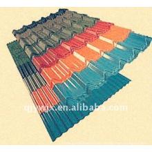 QJ automatische Rollformmaschine für die Farbstahlproduktion