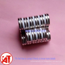 aimant /ndfeb cylinderical neodimio / imanes resistentes de calor