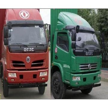Dongfeng Flat Two-in-one Road Wrecker Truck