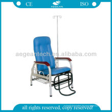 AG-Tc001 Einfacher Gebrauch CE-ISO-anerkannter faltbarer Blutspendungs-Stuhl