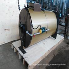 Caldera de vapor a gasolina o gas para la industria