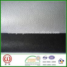 100% полиэстер 1050h флизелин нетканый дублирующий флизелин ткань