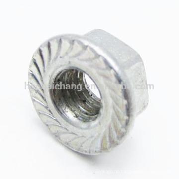 Chinesischer Lieferant CNC-Drehmaschine Edelstahl Hex Gürtelverschluss