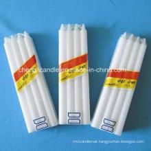 Bulk Pure Paraffin Wax White Candle