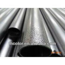 Revêtement en poudre de texture de marteau pour tuyaux en acier