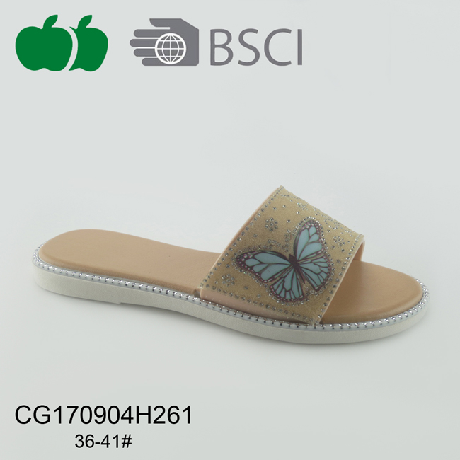summer soft slipper