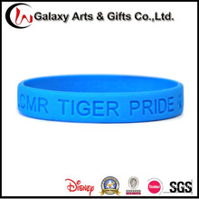 Professional Cheap Custom Silicone Wristbands Rubber Band