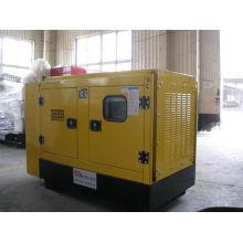 50HZ, 3P, 4W Silent diesel gnerator avec choc