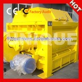 High Quality JS2000 Electric Twin Shaft Concrete Mixer Prices