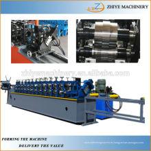 Omega perfil de metal de acero ligero Keel Roll formando la máquina Fabricante China