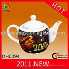 Comercio al por mayor DH0094 675cc personalizado eco pot de cerámica