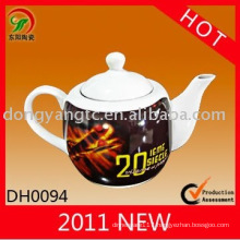 Wholesale DH0094 675cc custom eco ceramic pot