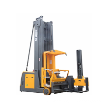 Xilin 1500KG 3300lbs Tri-Lateral Electric  Reach Truck with Adjustable Panel