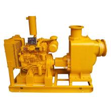Pequeño motor de Diesel del solo-cilindro bomba de agua autocebante