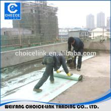 La membrane de construction renforcée à l'étanchéité en composite PP de Chine PP