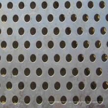 Verzinktes perforiertes Metallgewebeblech