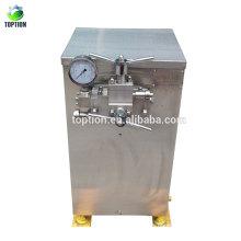 Helado máquina de alta presión homogeneizador para la venta