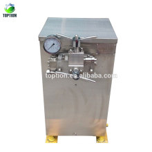 Dairy milk processing machinery milk homogenizer 200l/ batch