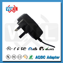 Output 5v to 36v UK power adapter