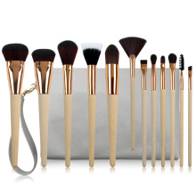 12PC Professional Makeup Brush Collection