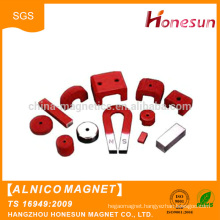 China wholesale various shape low price Alnico Permanent Magnets
