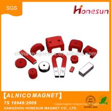 Latest design High Anti-Corrosion neodymium AlNiCo Horseshoes Magnet