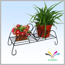 Home Garten Dekoration Pflanze Metall Draht Blumentopf Halter