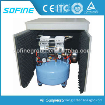 Best New One Driving Noiseless Oil Free Air Compressor