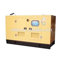 Gerador elétrico de 100KW com partida automática
